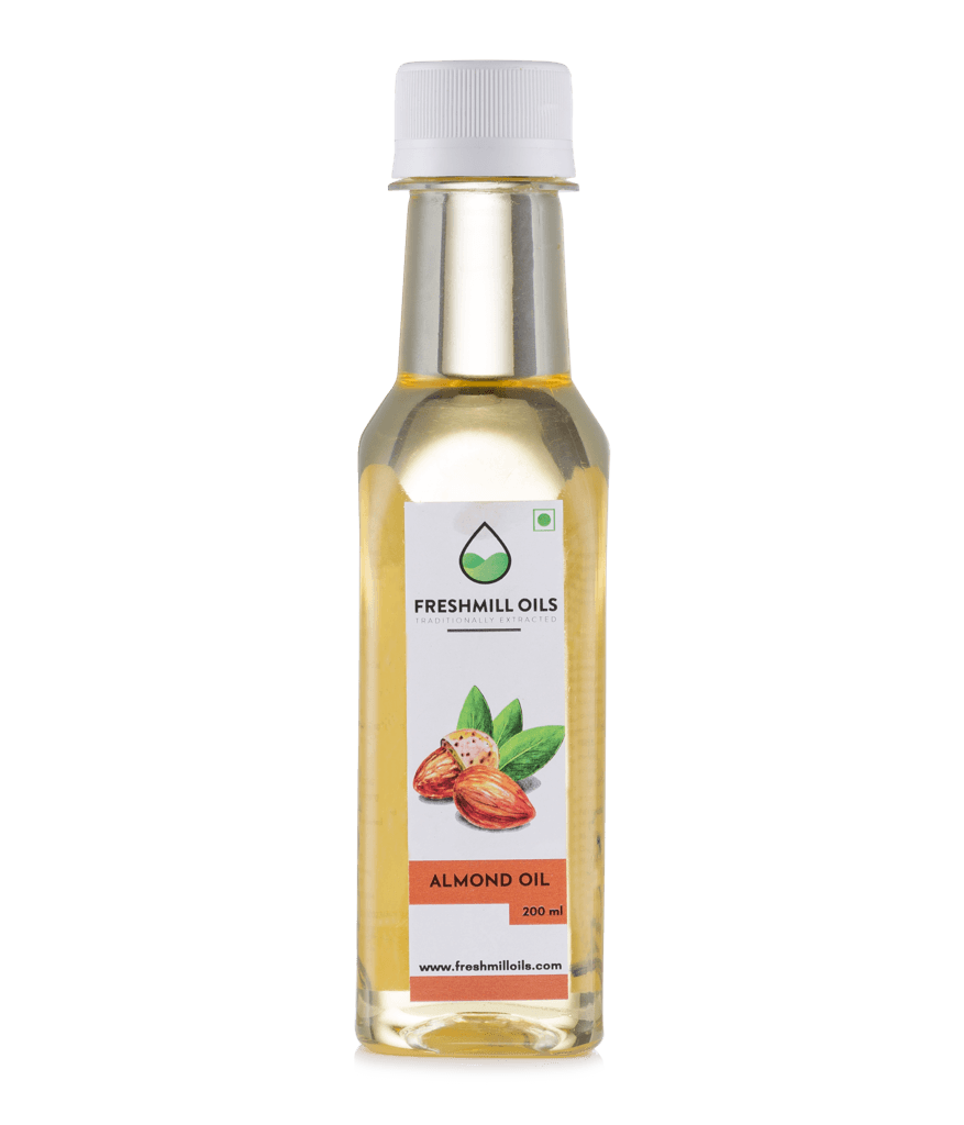 Cold Pressed Almond Oil 200ml