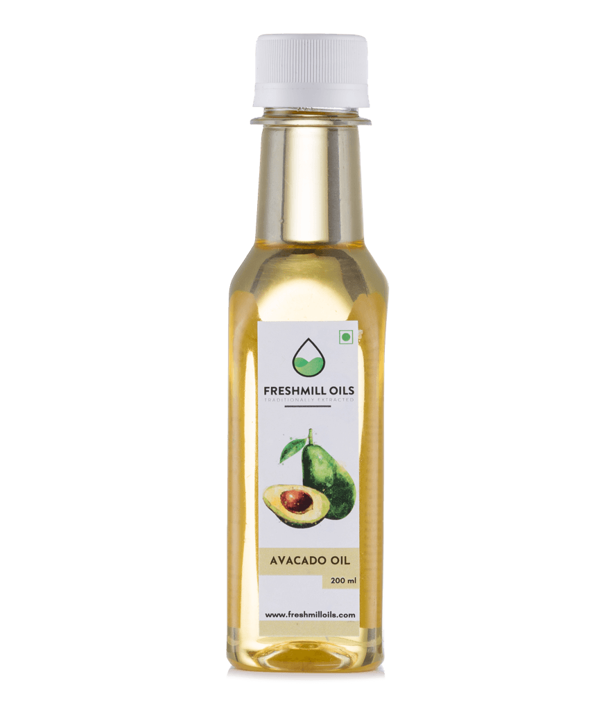 Cold Pressed Avocado Oil 200ml