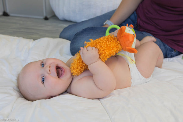 Yoee Baby Lion - A Developmental Baby Toy For Bonding and Play
