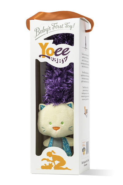 Yoee Baby Kitty - Interactive Sensory Development Baby Toy