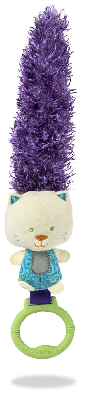 Yoee Baby Kitty - A Premium Multi-Purpose Newborn Baby Development Toy