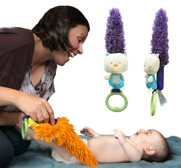 Yoee Baby Kitty - A Developmental Baby Toy For Bonding and Play