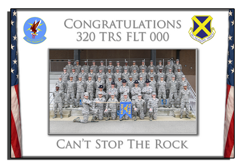 Air Force Flight Photo Banner Option#2