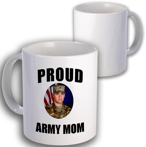 Army Proud Coffee Mug