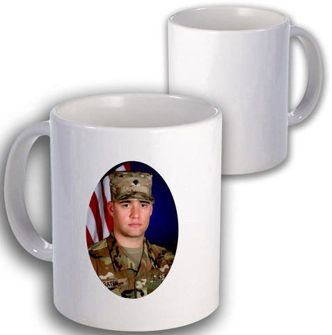 Army Photo Coffee Mug