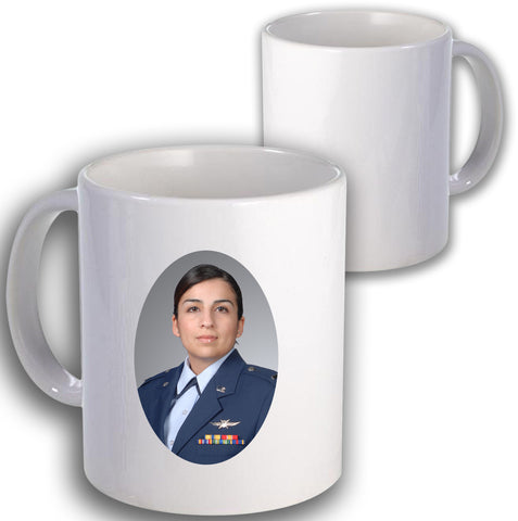 Air Force Photo Coffee Mug