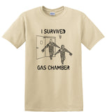 Air Force TShirt Gas Chamber