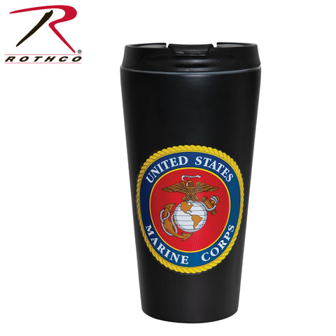 Rothco USMC Travel Cup