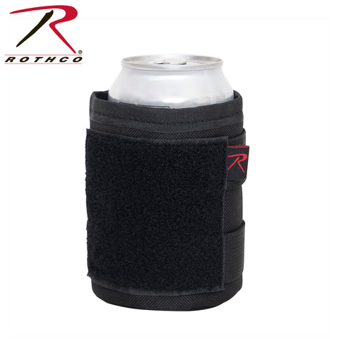 Rothco Tactical Insulated Beverage Holder - Black