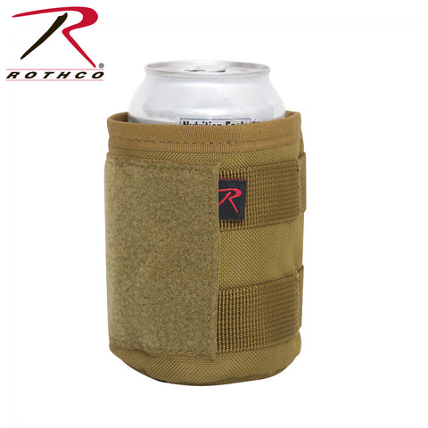 Rothco Tactical Insulated Beverage Holder - Coyote Brown