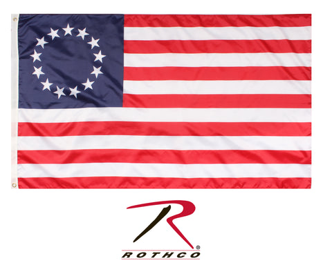 Rothco Colonial Betsy Ross Flag