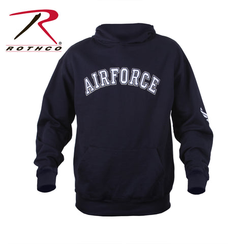 Rothco Military Embroidered Pullover Hoodies - Air Force
