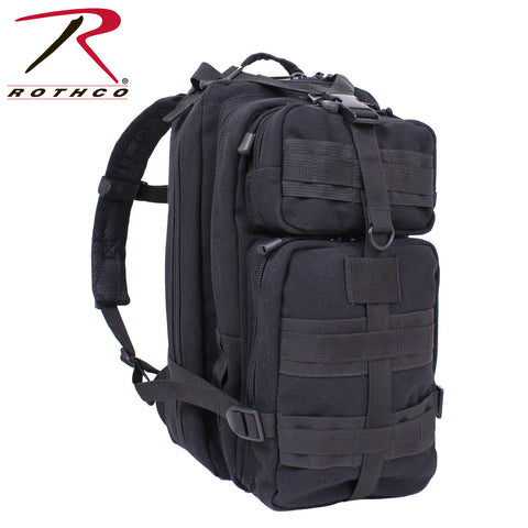 Rothco Tacticanvas Go Pack - Black