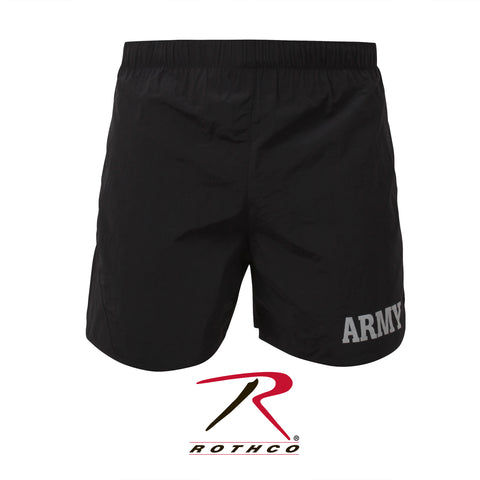 Rothco Lightweight Army Physical Training PT Shorts