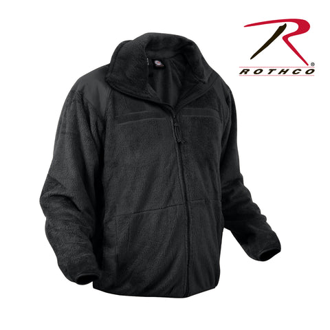 Rothco Generation III Level 3 ECWCS Fleece Jacket - Black