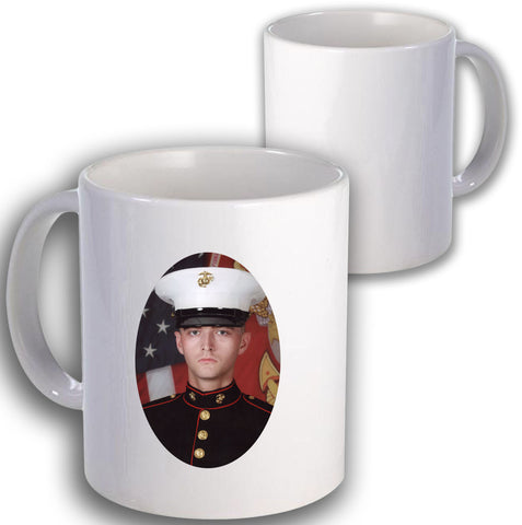 Marines Photo Coffee Mug