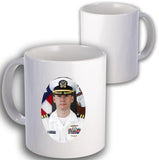 Navy Photo Coffee Mug