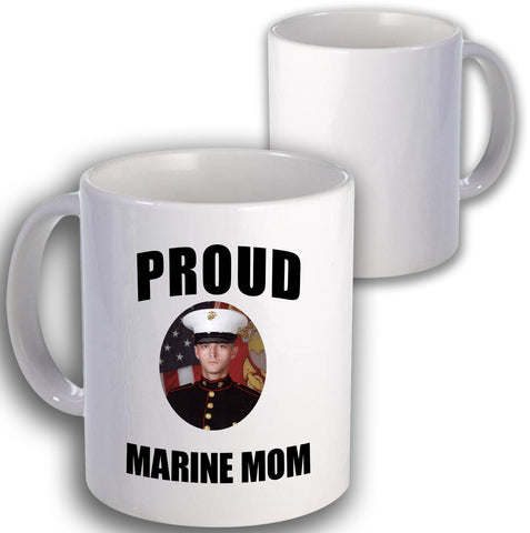 Marine Proud Coffee Mug