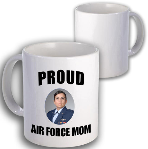 Air Force Proud Coffee Mug
