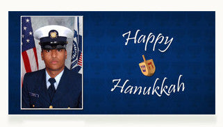 Coast Guard Happy Hanukkah Cards