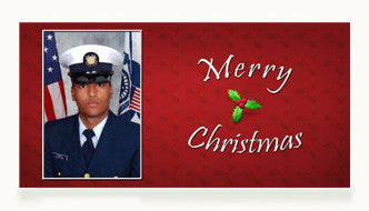 Coast Guard Merry Christmas Cards