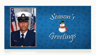 Coast Guard Season's Greeting Cards