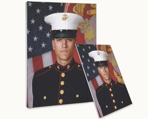 Marines Canvas