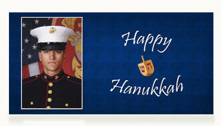 Marines Happy Hanukkah Cards