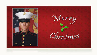 Marines Merry Christmas Cards