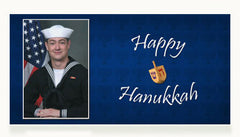Navy Holiday Cards