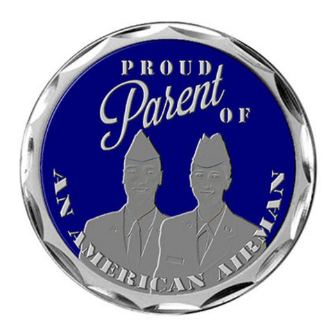 Air Force Parent Coin