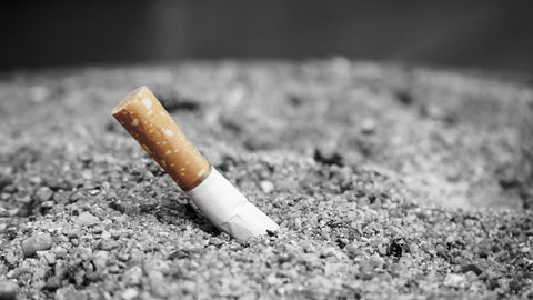 Acetaldehyde in Cigarette Smoke Leads to Lung Cancer