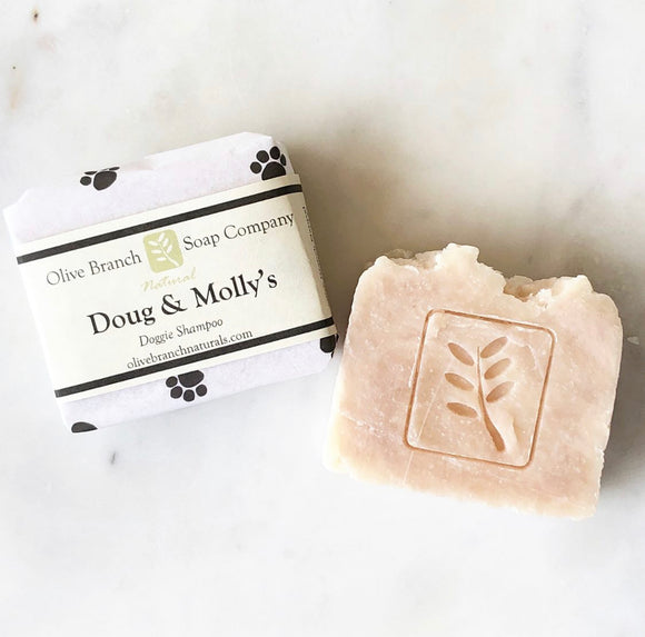 Doug & Molly's Dog Shampoo 3oz Soap Bar