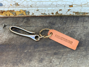 Fish Hook Key Fob