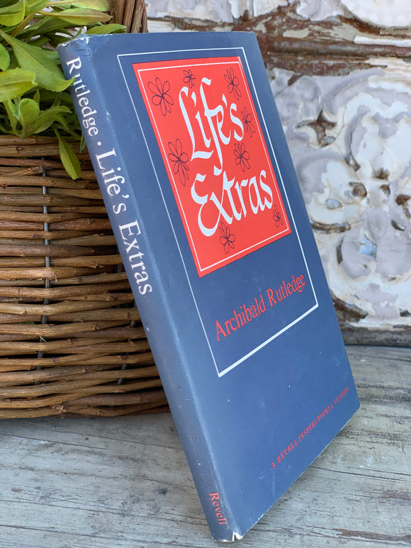 Vintage Book Life's Extras 1928