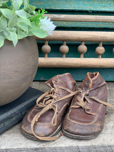 Sweet Vintage Toddler's Shoes
