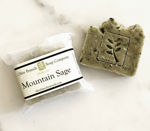 Mountain Sage 3oz Soap Bar
