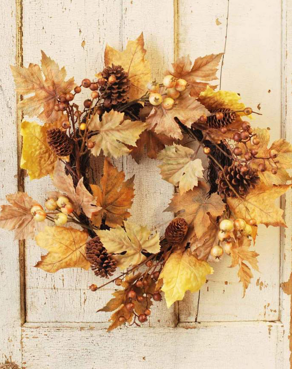 Harvest Time Wreath