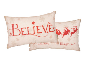 Nordic Believe Pillow
