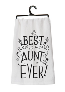 Best Aunt Tea Towel