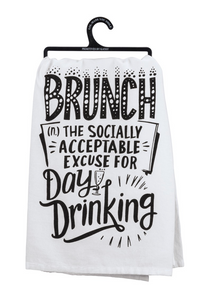Acceptable Excuse Tea Towel