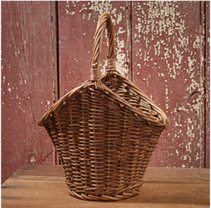 Willow Basket w/ Handle