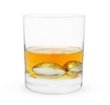 Stainless Steel Football Whiskey Rocks
