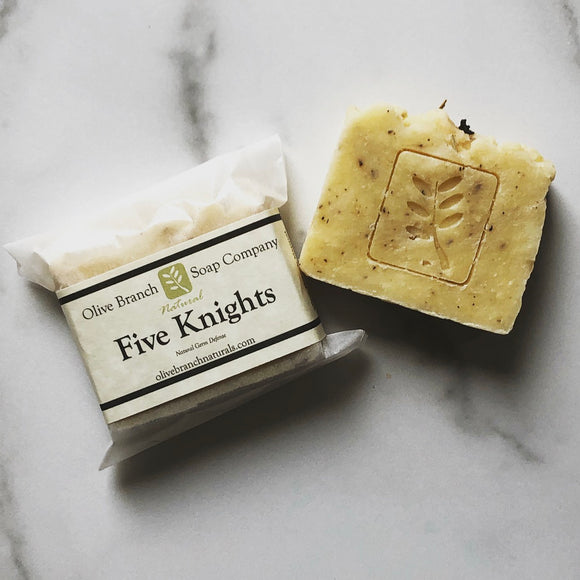 Five Knights 3oz Soap Bar