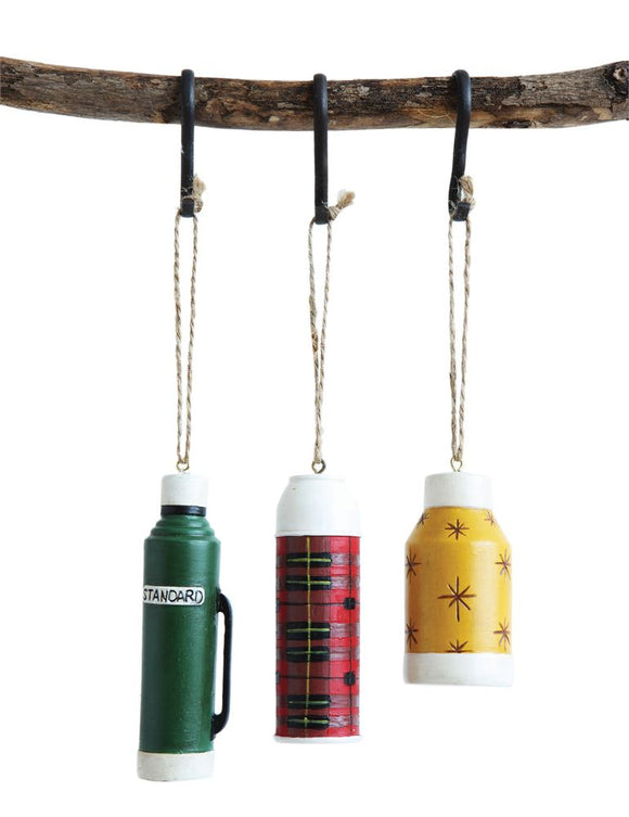 Thermos Ornament