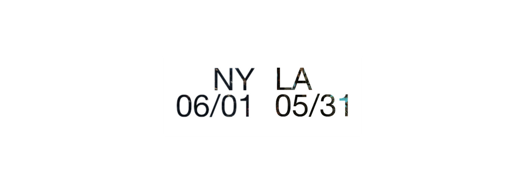 NADI X LAUNCH EVENT: LA // NYC