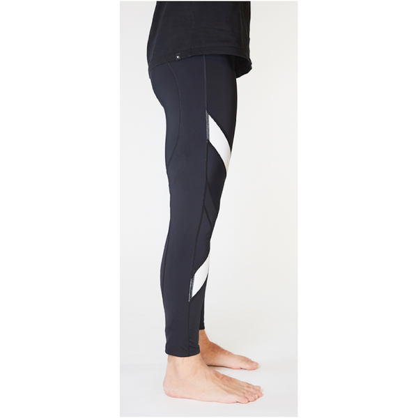 Nadi X smart yoga pants for men: boost your flexibility and strength through sensor enabled yoga