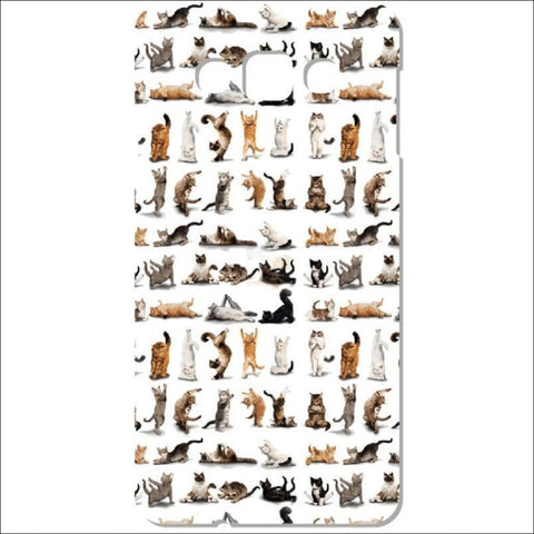 Adorable Yoga Cat Phone Case (Free Shipping) Cases