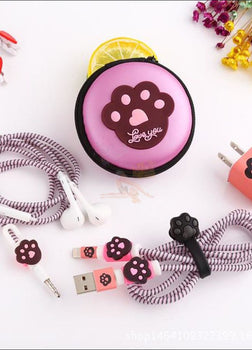 Cute Cat Paw (Kitty) Iphone Set (Free Shipping) Smartphone