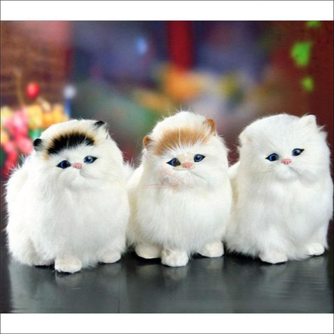 Image of Cute Meow Sound Pudgy Best cat toys different colors by Blissfactory Pet Supplies